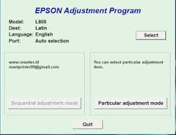 epson printer l220 resetter free download epson l220 reset or epson adjustment program step by step guide