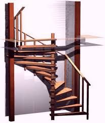 Spiral Staircase Handrail Covers Spiral Stair Plans Spiral Stairs Crafted In Wood