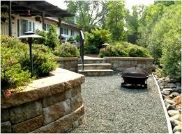 Awesome Backyards Ideas Uncategorized Rock Backyard Landscaping Ideas With Awesome