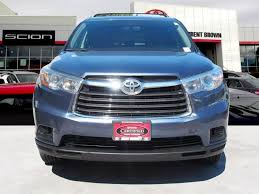 certified toyota highlander certified pre owned 2016 toyota highlander bse sport utility in