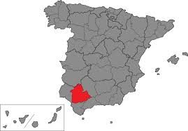 Map Of Seville Spain by Seville Congress Of Deputies Constituency Wikipedia