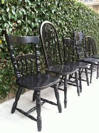 Awesome Stunning Black Table And Chairs Set Chair Glass Dining In