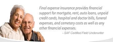 Senior Expense Insurance Program by Expense Thezonegroup