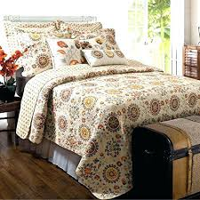 rust colored bedspread rust colored quilt rust colored coverlet 3