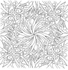 detailed flower coloring pages download and print realistic
