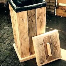 In Cabinet Trash Cans For The Kitchen Can In Cabinet Trash Cans For The Kitchen Voluptuo Us Wood Kitchen
