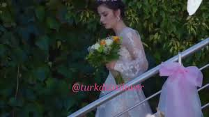 wedding dress sub indo dolunay 16 nazli ferit s wedding sub