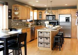Colors For Kitchens With Light Cabinets Astonishing Small Kitchen Colors Zach Hooper Photo Paint