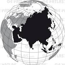 World Map Ai File Free Download by Geoatlas Continental Maps Asia Map City Illustrator Fully