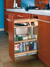 Kitchen Cabinet Organizer Pull Out Drawers That Slide Cabinet Pullout Grooming Organizer For Bathroom Vanity