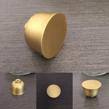 linda satin brass cabinet knob drawer knob u2013 forge hardware studio