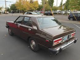 datsun 510 old parked cars 1978 datsun 510