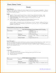 Jobs Resume Linux by Resume Format Mba Resume For Your Job Application
