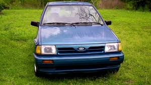 1992 festiva with automatic transmission time to fix it up youtube