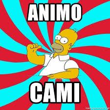 Simpsons Meme Generator - animo cami frases homero simpson meme generator