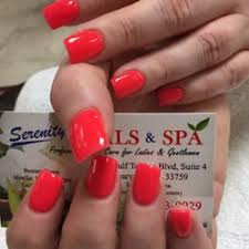 serenity nails u0026 spa 42 photos nail salons 2794 gulf to bay