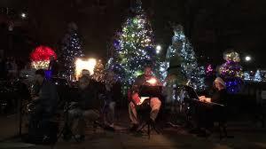 christmas lights huntsville al tinsel trail 2017 huntsville al youtube