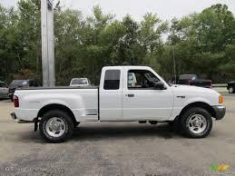2001 ford ranger extended cab 4x4 2001 oxford white ford ranger xlt supercab 4x4 54203120 photo 4