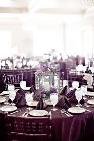 best 20 plum wedding centerpieces ideas on pinterest wedding elegant purple tablecloths decor for your wedding photo by dallas photographers ivy weddings