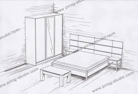 decor interior design bedroom sketches and bedroom interior design