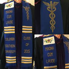 cheap graduation stoles the i ntl graduation stole woven for a graduate s ceremony