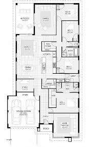 single story 4 bedroom house plans house plan single story house plans with 5 bedrooms