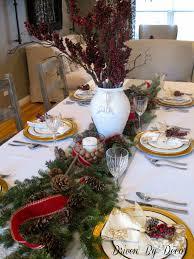 table center pieces interior christmas table centerpiece ideas to make simple