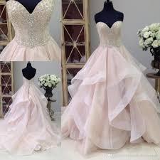 designer bridal dresses bling bling designer bridal wedding dresses 2018 ruffles skirts