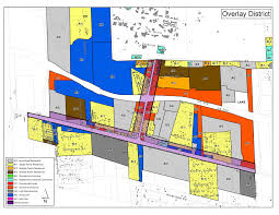 Zoning Map Planning Zoning Commission