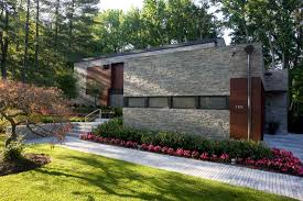 Home Stones Decoration Houses With Stone Fresh Design Modern House Stones And Woods