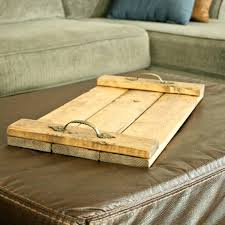 Wood Projects Gifts Ideas by Best 25 Serving Trays With Handles Ideas On Pinterest Wooden