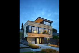 apartments northwest house Northwest Modern House Plans Story
