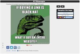 How To Use Meme Generator - how to use memes to build easy backlinks traffic moz