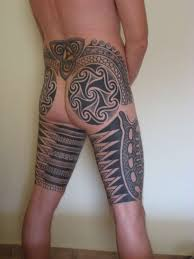 tribal tattoo pictures for men legs design idea for men and women