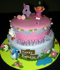 harshi u0027s cakes u0026 bakes dora u0026 friends birthday cake
