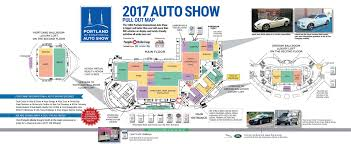 floor plan portland international auto show floor plan