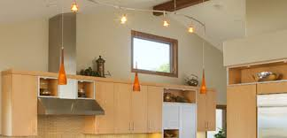 Pendant Lights For Track Lighting Design Studio West Kitchen Transformation Pendant Lights
