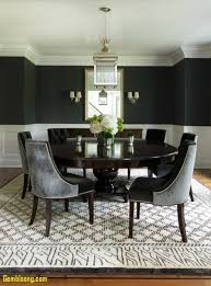 gray round dining table set dining room transitional dining room sets new decorating your