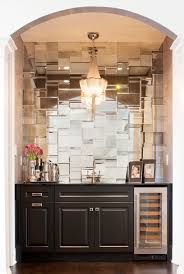 mirror tile backsplash kitchen explore wall ideas and be inspired with mirrored tile backsplash