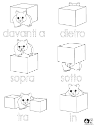 printables italian language worksheets happywheelsfreak