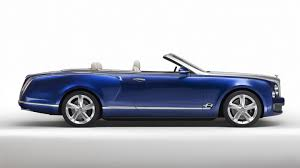 bentley could bring back an ultra luxury convertible to crush the