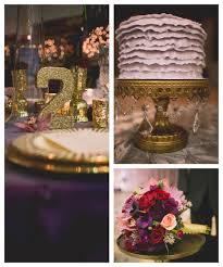 Plum Wedding Regal Raspberry And Plum Wedding Theme La Crosse Bridal Expo