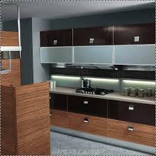 Modern Houses Interior Kitchen Home Design - Home design kitchen