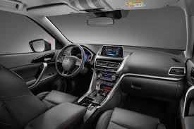 mitsubishi 2017 eclipse mitsubishi eclipse cross launched in uk 1 5l turbo cvt with