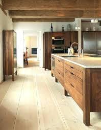 cuisine en bois massif moderne cuisine bois massif cuisine bois pas cher le parquet clair cest le