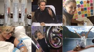 where dod yolana get lime disease is yolanda foster s lyme disease the next real housewives health