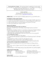 functional resume sles for career change simple combination resume sle career change sle combination