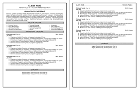 different formats for resumes sample 6 resume samplesexamples you