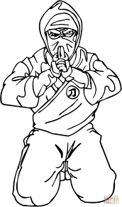 ninja coloring pages ninja coloring pages to download and print