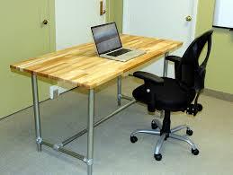 pipe desk frames the awesomer